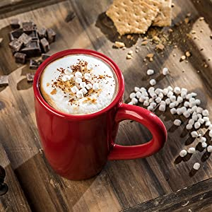 smores latte hot drinks recipe marshmallow coffee tea syrup treat
