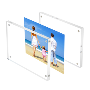 double sided frame this item can be used as a single or double sided - Double Sided Frame