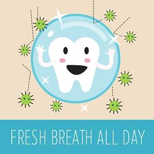 fresh breath all day