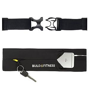 Adjustable Fitness Running Belt