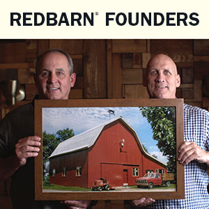 Redbarn Pet Products Founders