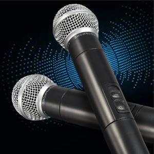 Wireless Dynamic Microphone