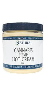 Hemp Hot Cream