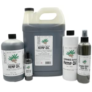 Hemp Oil Cannabis Sativa Oil 100 Pure The Holistic