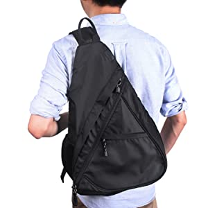 Amazon.com  Unigear Sling Bag Backpack Shoulder Crossbody Bag Chest ... c21210bfd9e95