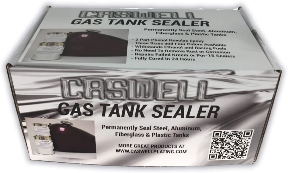 Amazon.com: Dragons Blood Red Motorcycle Gas Tank Sealer: Automotive