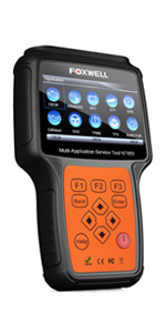 foxwell nt650 obd2 code scanner special function diagnostic scanner