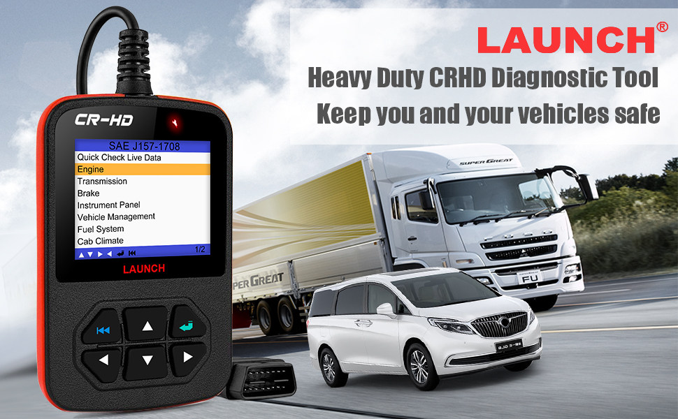 Semi Truck Code Reader – Icalliance