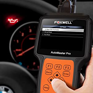 FOXWELL NT614 OBD2 Auto Diagnostics Code Scanners OBD II Automotive Scan  Tool Check Car Engine ABS SRS Airbag Transmission Fault Code Readers 4  System