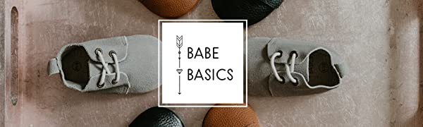 Babe Basics is your one-stop shop for all your baby needs, from fashionable baby rompers and baby jumpsuits, to comfortable moccasins and modern baby ...