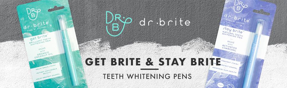 Dr. Brite Teeth Whitening Pen