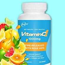 Enriched with Vitamin C1