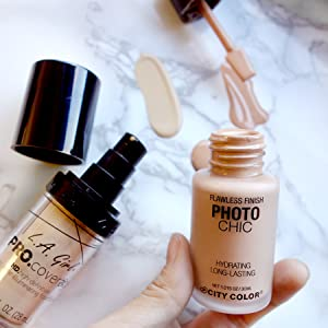 Photo Chic Foundation by city color #10