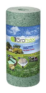 Amazon.com: Grotrax - Rollo de alfombrilla de mezcla de ...