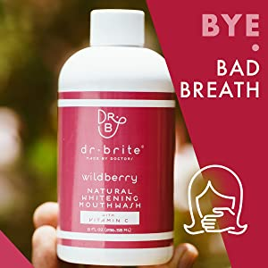 Dr. Brite Cleansing Mouth Rinse