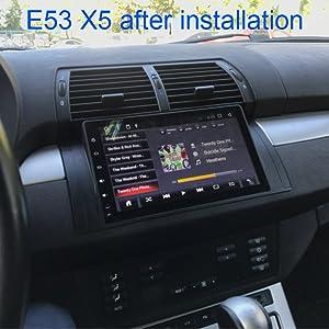 Amazoncom Touchscreen Head Unit For Bmw E38 E39 E53 M5 X 5 Car