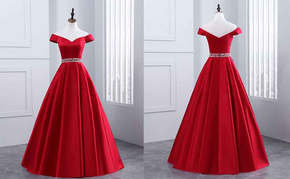 ... prom dresses with beads and crystal, fashionable size standards, better than the quality of retail stores. Suitable for a variety of special occasions.