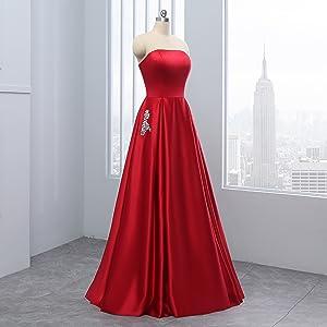 Princess Elegant Prom Dresses
