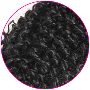 kinky curly bundles 3c weave original queen curly weaving hair bundles with closure lace frontal