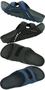 Gold Pigeon Shoes Adjustable Quick dry Slides Men Women Comfort GP Orthaheel Ultra Light Weight