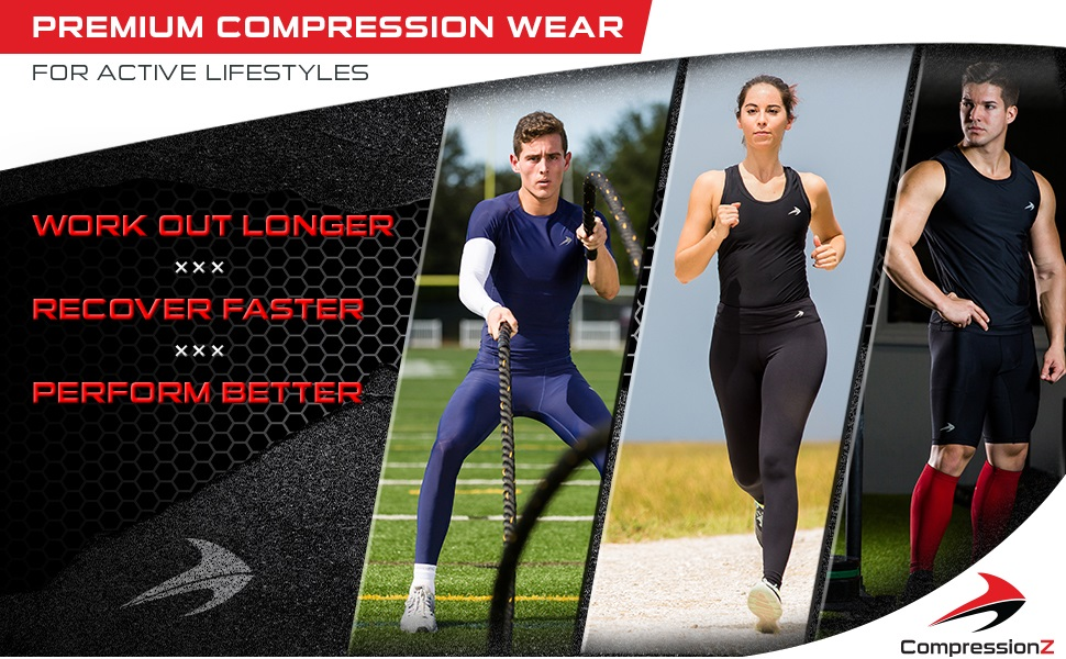 compressionz premium compression clothing for kids