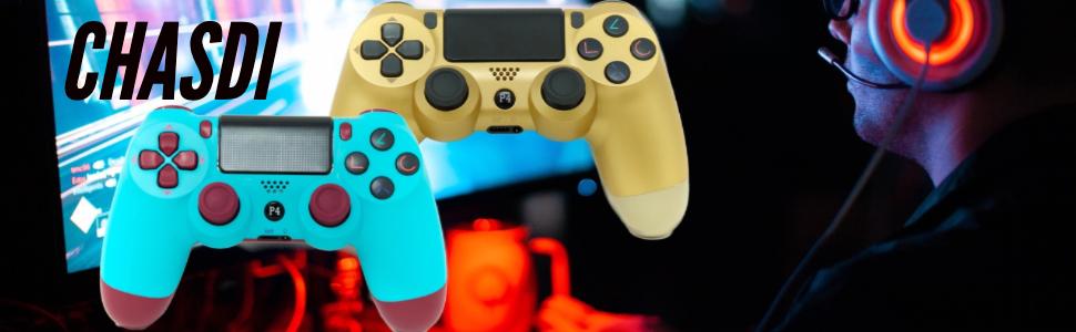 CHASDI PS4 Controller