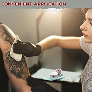 Easy Application Tattoo Cream