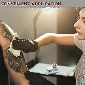 Hustle Butter Tattoo Cream Helps it Heal
