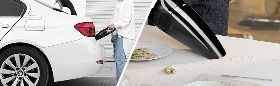 car vacuum cleaner wet & dry