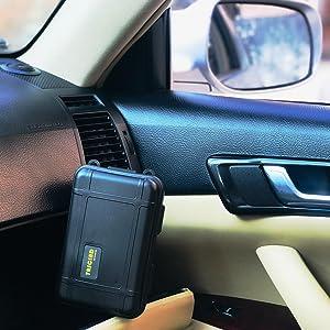 survival kit in car