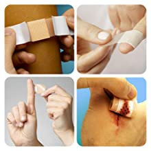 Regular sized bandages
