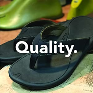 Cobian quality flip flops and sandals