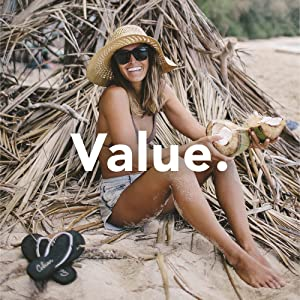 Cobian value sandals and flip flops.