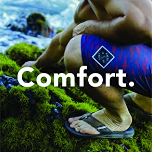 Cobian comfort flip flops and sandals