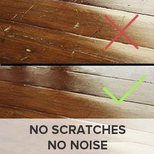 no scratches