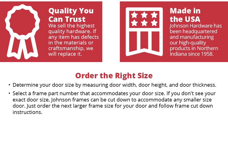 pocket door johnson kit hardware frame interior home soft close sliding for series ball bearing
