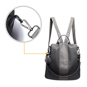 designer backpack purse for women anti theft backpack women leather backpack purse