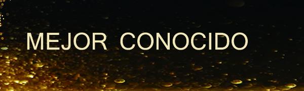 MEJOR CONOCIDO