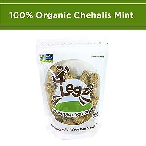 100% Organic Chehalis Mint