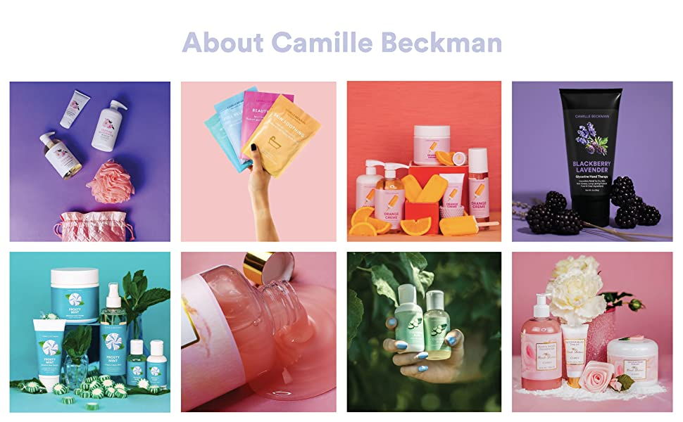 About Camille Beckman
