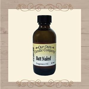 Butt Naked Fragrance Oil (3 Pack)