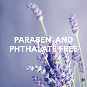 Paraben and Phthalate Free