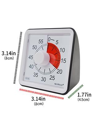 visual timer alarm clock