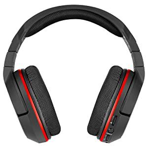 fold flat gaming headset