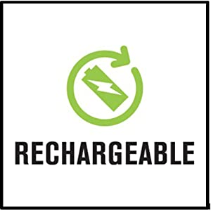 Rechargeable Built-in Battery