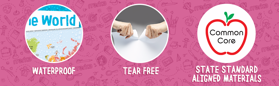 posters atributes, tear free