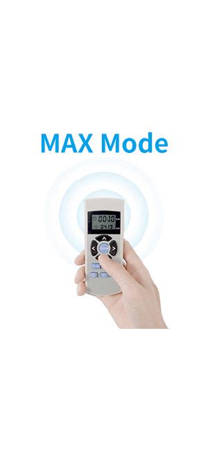 max mode