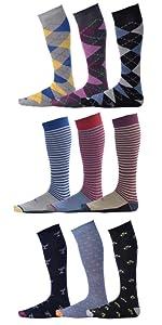dress socks for men over the calf