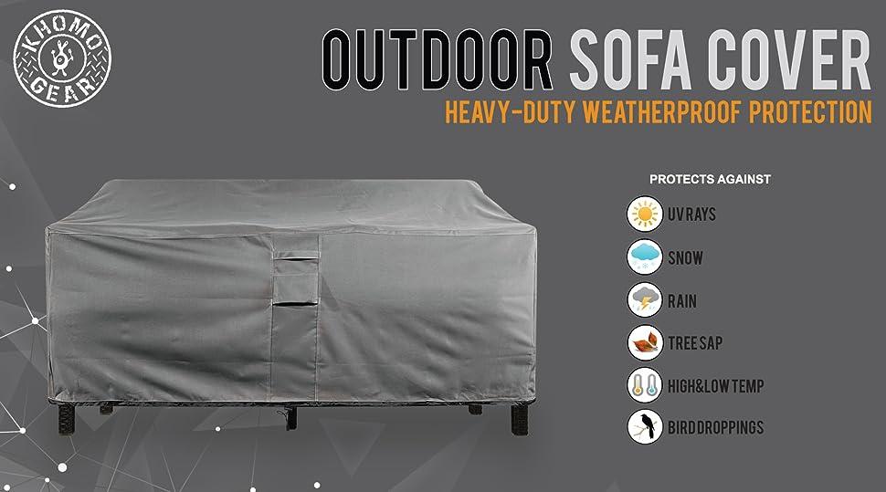 Amazon Com Khomo Gear Large Ger 1037 Waterproof Heavy