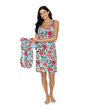 74860adf830 The maternity  nursing nightgown and matching baby coming home outfit make  a great baby shower gift.